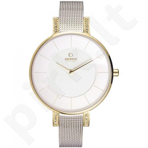 Moteriškas laikrodis OBAKU OB V158LEGIMC