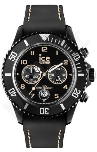 Laikrodis ICE- BEIGE BIG