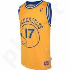 Marškinėliai krepšiniui Adidas Swingman Golden State Warriors Retired Chris Mullin M A46403