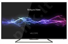 Kruger&Matz TV 65'' with tuner DVB-T2 HD