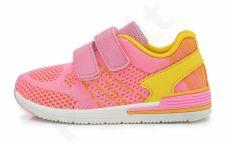 D.D. step rožiniai sportiniai bateliai 26-31 d. csg-077em