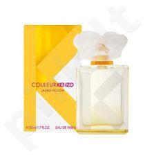 Kenzo Couleur Kenzo Jaune-Yellow, kvapusis vanduo moterims, 50ml