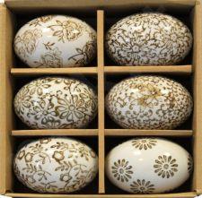 Keraminis kiaušinis, 8cm 69038