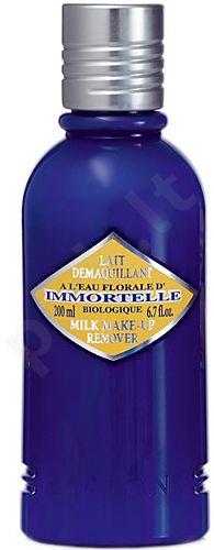 L´Occitane Milk makiažo valiklis, kosmetika moterims, 200ml