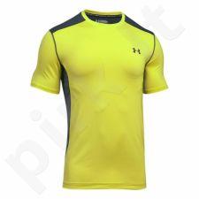 Marškinėliai treniruotėms Under Armour Raid Shortsleeve M 1257466-772