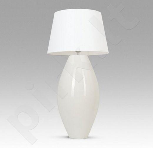 Stalinė keraminė lempa su abažūriniu gaubtu Genewa 97246