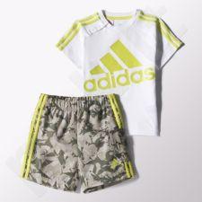 Komplektas Adidas Beach Summer Set Kids S17168