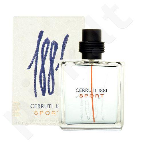 Nino Cerruti Cerruti 1881 Sport, EDT vyrams, 50ml