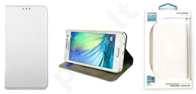 Samsung Galaxy A5 dėklas FLAP Bigben baltas