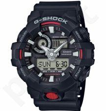 Vyriškas laikrodis Casio G-Shock GA-700-1AER