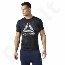 Marškinėliai treniruotėms Reebok Workout Ready ActivChill M BQ3848