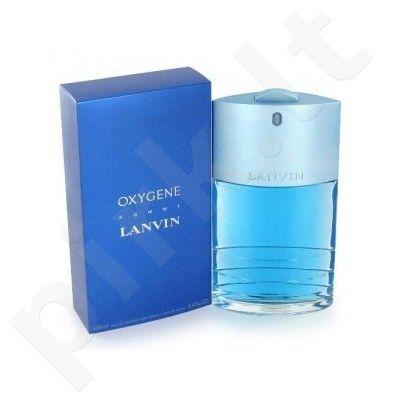 Lanvin Oxygene Homme, tualetinis vanduo vyrams, 100ml