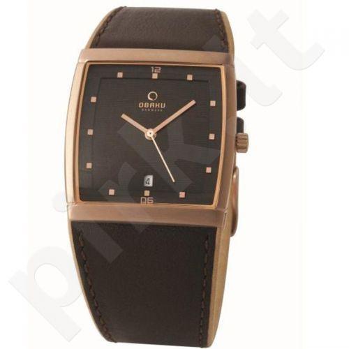Vyriškas laikrodis OBAKU OB V102GVNRN