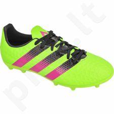 Futbolo bateliai Adidas  ACE 16.3 FG/AG Jr AF5154