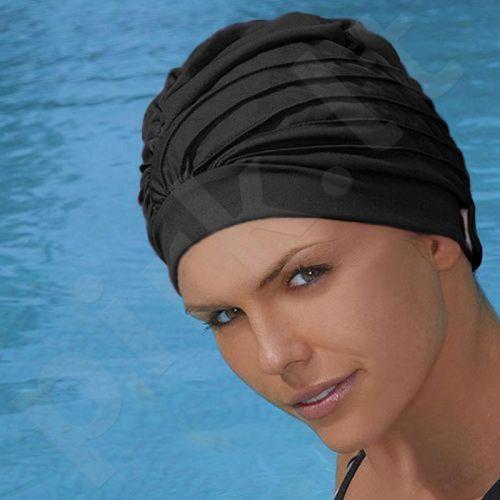 Kepuraitė plaukimui Fabric Swim PE 3472 20 black
