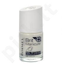 Rimmel London Brit Manicure Nail Colour, kosmetika moterims, 12ml, (430 Porcelain)