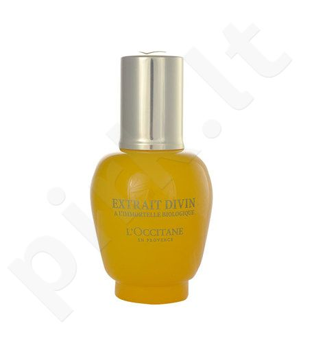 L´Occitane Immortelle Divine Extract serumas, kosmetika moterims, 30ml