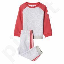 Sportinis kostiumas  Adidas Sports Crew Jogger Kids BP5290