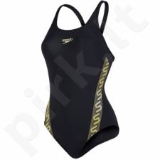 Maudymosi kostiumėlis Speedo Monogram Muscleback W 8-08733A721