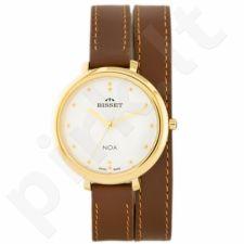 Moteriškas laikrodis BISSET NOA BSAE82GISX03BX