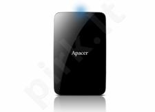 External HDD Apacer AC233 2.5'' 3TB USB 3.1, Black