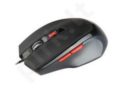 Žaidimų pelė Natec Genesis G33, USB, 2000 DPI, DPI jungiklis