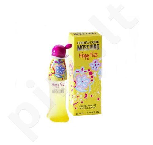 Moschino Hippy Fizz, tualetinis vanduo (EDT) moterims, 100 ml (Testeris)
