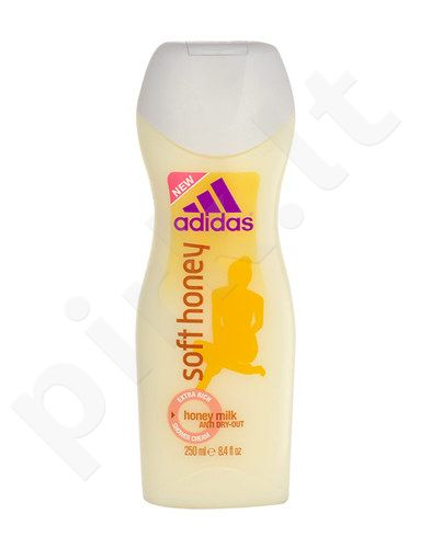 Adidas Soft Honey, dušo želė moterims, 250ml
