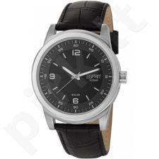 Esprit ES105641001 Solara Black vyriškas laikrodis