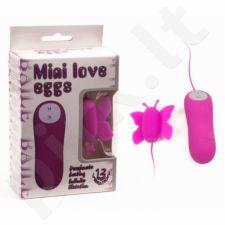 Mini vibratorius Drugelis
