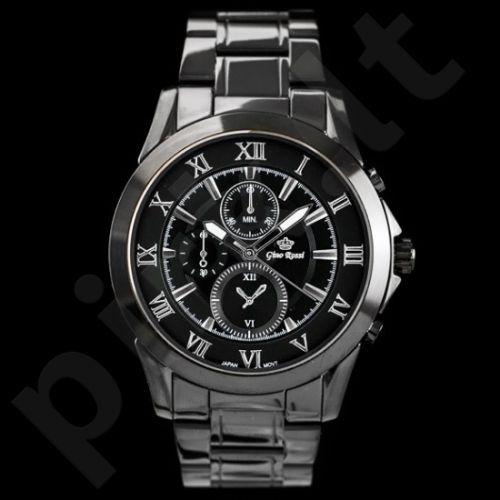Klasikinis Gino Rossi laikrodis GR3844JJ