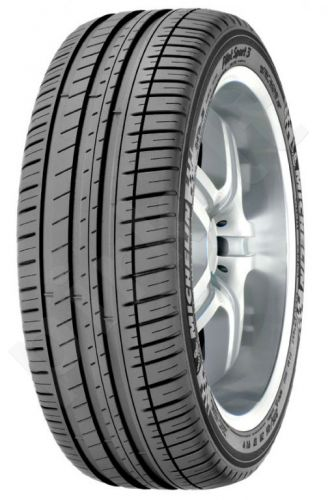 Vasarinės Michelin PILOT SPORT PS3 R17