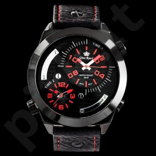 Gino Rossi Dual Time laikrodis GR1619JR
