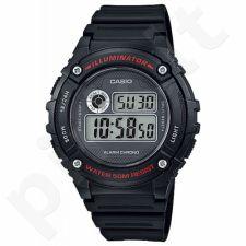 Vyriškas laikrodis Casio W-216H-1AVEF