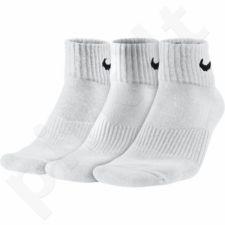 Kojinės Nike Cushion Quarter 3 poros SX4703-101
