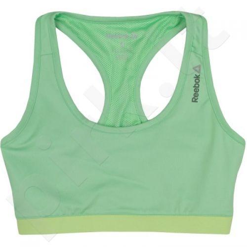Sportinė liemenėlė treniruotėms Reebok Workout Short Bra W AJ3342