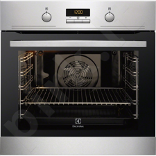 Electrolux EEB4231POX Built in Multifunctional Oven, 74L, EC A, Timer, Stainless steel