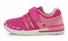 D.D. step rožiniai sportiniai bateliai 26-31 d. csg-078em