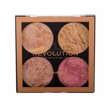 Makeup Revolution London Cheek Kit, skaistinanti priemonė moterims, 8,8g, (Fresh Perspective)