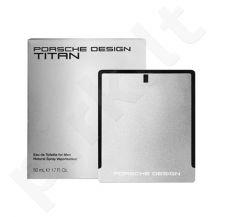 Porsche Design Titan, tualetinis vanduo vyrams, 50ml