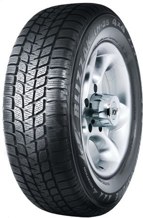 Žieminės Bridgestone BLIZZAK LM25 R19
