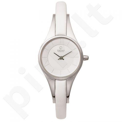 Moteriškas laikrodis OBAKU OB V110LXCIRW