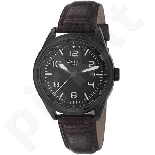 Esprit ES106311003 Chester Dark Brown vyriškas laikrodis