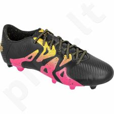 Futbolo bateliai Adidas  X 15.3 FG/AG M S74633