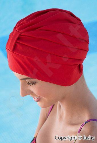Kepuraitė plaukimui Fabric Swim PE 3473 40 red