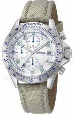 Laikrodis BREIL MAVERIK chronometras vyriškas DATA 10ATM