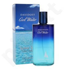 Davidoff Cool Water Summer Seas, EDT vyrams, 125ml