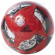 Futbolo kamuolys Adidas Bayern Torfabrik  Mini AO4823