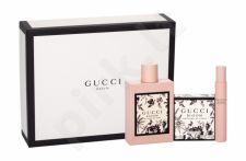 Gucci Nettare di Fiori, Bloom, rinkinys kvapusis vanduo moterims, (EDP 100 ml + EDP 7,4 ml + muilas 100 g)