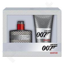James Bond 007 Quantum rinkinys vyrams, (EDT 50ml + 150ml dušo želė)